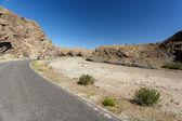 Kuiseb Canyon Area in Sossusvlei, Namibia — Stock Photo