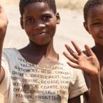 Постер, плакат: Poor African children
