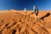 Sand Dune at Sossusvlei — Stock Photo