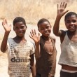 Poor African children — Stock Photo #48714713