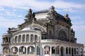 Constanta casino on black sea shore — Stock Photo