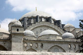 Suleymaniye Mosque from Istanbul — Stock Photo