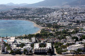 Beautiful landscape from Bodrum — Stock Photo