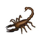 Scorpion — Stock Vector