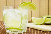 White Rum Cocktail — Stock Photo