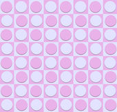 Dots and Squares — Stock Photo