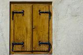 Old window detail — Zdjęcie stockowe