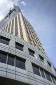 Modern glass office building — Stock Photo