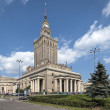 Palace of Culture and Science in Warsaw, Poland — Stock Photo #12450648