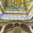 Glass atrium on roof — Stock fotografie #12451325