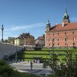 Royal Castle in Warsaw, Poland — Stock Photo #12451579