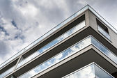 Modern real estate building — Stock Photo