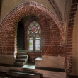 Malbork castle in Poland. UNESCO World Heritage Site. — ストック写真 #12767202