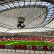 Stock Photo: Warsaw National Stadium