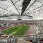 Warsaw National Stadium in Poland — Stock Photo