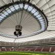 Roof of the National Stadium in Warsaw, Poland — Stock Photo #12767814