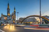 Chiesa del santissimo salvatore a varsavia, polonia — Foto Stock