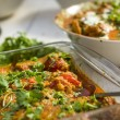 Chicken butter masala indian food — Lizenzfreies Foto