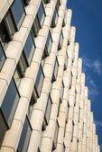 Moderne abstract architectuur — Stockfoto