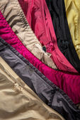 Female, colorful underclothes pants — Stock Photo