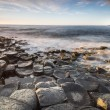 The Giants Causeway National Park coastline — Stock Photo #27269515