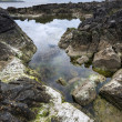 Stock Photo: Ballycastle, Antrim Coast landscape in North Ireland