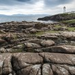 Lighthouse at Fanad Head, North Coast of Donegal, Ireland — Stock Photo