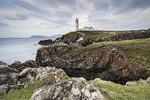 Deniz feneri, fanad kafa, county donegal, i̇rlanda — Stok fotoğraf