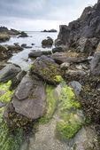 Rocky North Ireland landscape — Stock Photo