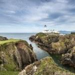 White Lighthouse, Fanad Head, North Ireland — Stock Photo