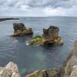 Pan's Rock - Ballycastle - Northern Ireland — Stock Photo