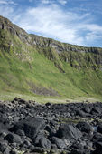Giants, Causeway, National park landscape — Stock Photo