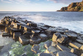 The Giants Causeway, North Ireland — Stock Photo