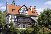 Historic, old building in Gdansk — Stock Photo