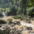 Semuc Champey waterfalls in summer, Guatemala — Stock Photo #30874427