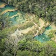 Semuc Champey waterfals in Guatemala — Stock Photo #30874807