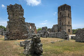 Panama Viejo Ruins, Panama City — Stock Photo