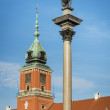 ������, ������: Castle Square with king Sigismund III Vasa column Warsaw