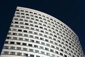Contemporary architecture building in Warsaw, Poland — Stock Photo