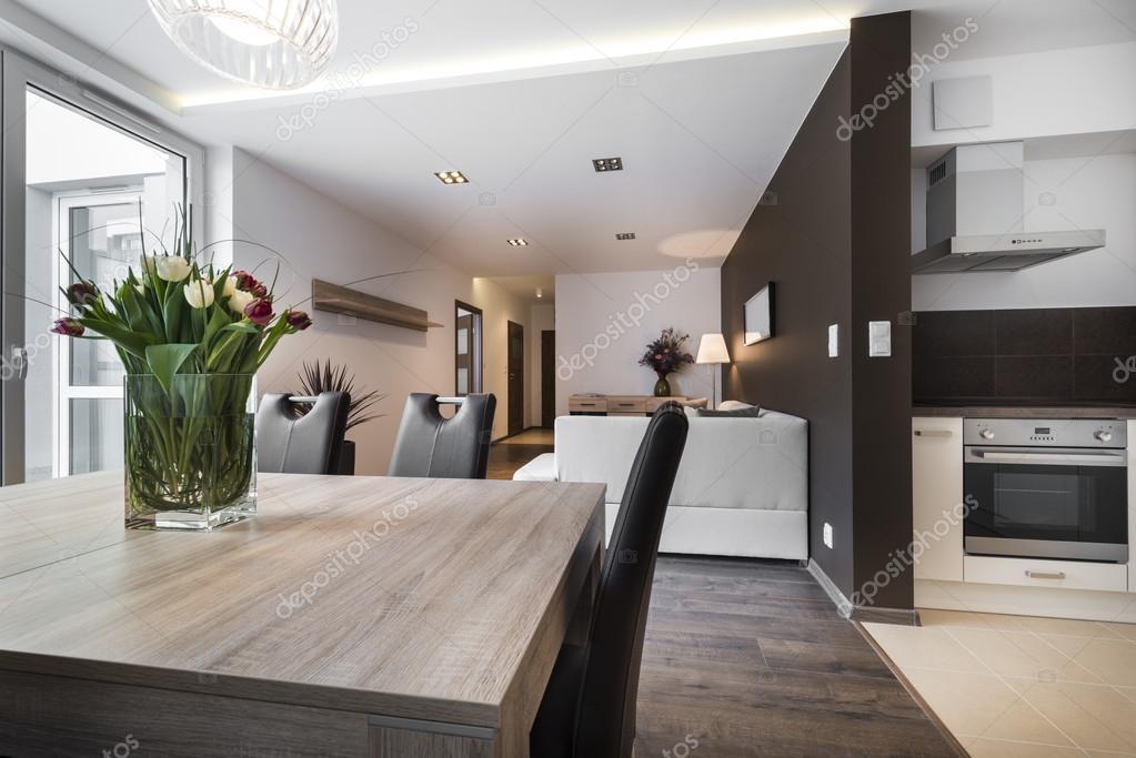 Modern Interior Design Living Room Stock Photo Jacek Kadaj 43903921