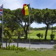 International golf club on south of Portugal, — Stock Photo #48308987