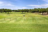 Corso di formazione golf al vilamoura — Foto Stock