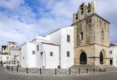 Portugal, Algarve, Faro old town Se Cathedral — Stock Photo