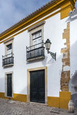 Part of the Old Town in Faro, Portugal — ストック写真