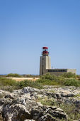 Sagres fortress Lighthouse, Portugal — Stock Photo