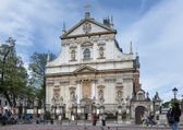 Church of St. Peter and Paul in Krakow, Poland — Stock Photo