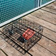 Stock Photo: Crab pot