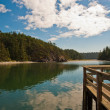 Deception State Pass Park — Stock Photo