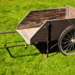 Stock Photo: Handcart