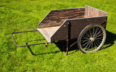 Handcart — Stock Photo